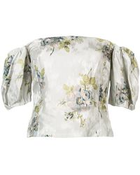 Brock Collection - Off The Shoulder Blouse - Lyst