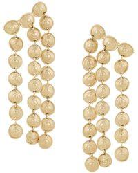 Ellery - Three-strand Dangly Earrings - Lyst