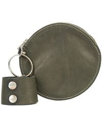 Guidi - Round Pouch Bag - Lyst