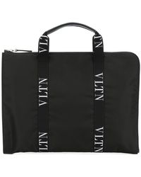 Valentino - Garavani Vltn Document Case - Lyst