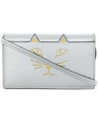 Charlotte Olympia | Kitty Crossbody Bag | Lyst