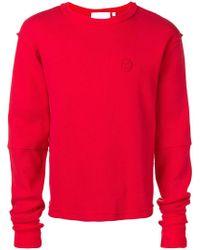 Telfar - Round Neck Sweatshirt - Lyst