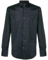 BOSS - Classic Longsleeved Shirt - Lyst