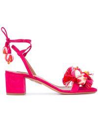 Aquazzura   'tropicana' Sandals   Lyst