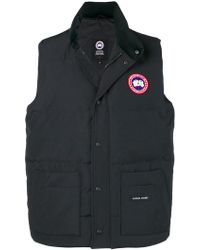 Canada Goose - Freestyle Crew Padded Vest - Lyst