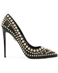 Philipp Plein - Studded High-heel Court Shoes - Lyst