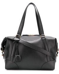 eef2d49fc847 Lyst - Ferragamo Vertebra Shoulder Bag in Black for Men