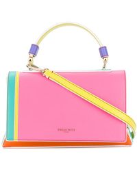 Emilio Pucci - Top Handle Satchel - Lyst