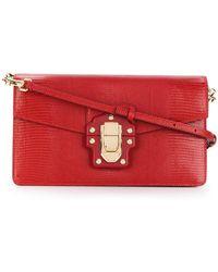 Dolce & Gabbana - Lucia Shoulder Bag - Lyst