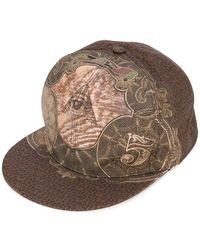 Lyst - Sombrero Inverni de hombre de color Marrón a16159886c6