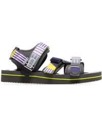 Suicoke Kisee Touch-strap Sandals