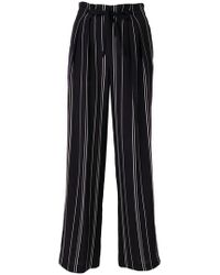 Vince - Striped Trousers - Lyst