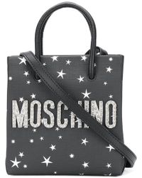 Moschino - Space Bear Print Mini Bag - Lyst