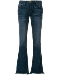 Current/Elliott - Flared Jeans - Lyst