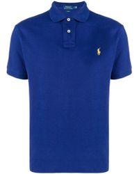Polo Ralph Lauren - Classic Brand Polo Shirt - Lyst