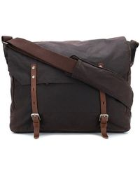 Ally Capellino - Buckled Messenger Bag - Lyst