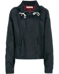 Marni - Concealed Front Zip Jacket - Lyst