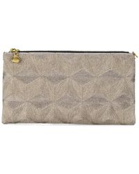 Anne Grand Clement - Embroidered Clutch - Lyst