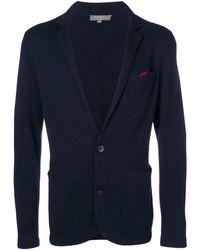849ca54edd2 Barbour Gauge Wax Jacket in Black for Men - Lyst