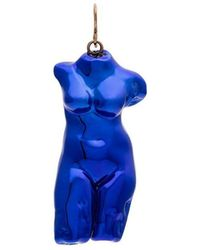 Marni - Blue Body Single Earring - Lyst