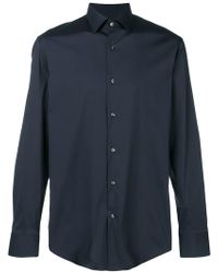 BOSS - Slim Fit Shirt - Lyst