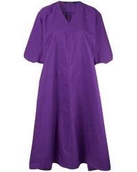 Sofie D'Hoore - V-neck Dress - Lyst