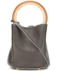 Marni - Pannier Round Top Handle Tote - Lyst