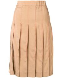 Marni - Pleated Skirt - Lyst