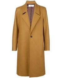 Chalayan - Classic Long Coat - Lyst