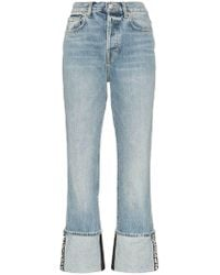 Proenza Schouler - Stove Pipe Jeans - Lyst