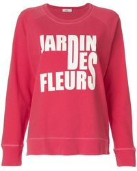 Closed - Jardin Des Fleurs Sweatshirt - Lyst