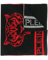 Philipp Plein - Logo Stitch Scarf - Lyst