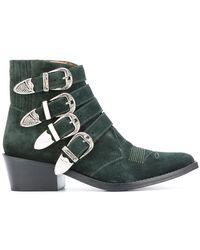 Toga Pulla - Multi-strap Boots - Lyst