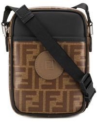 3477bfa23bea Lyst - Luxury Men s Fendi Travel Bags Online Sale