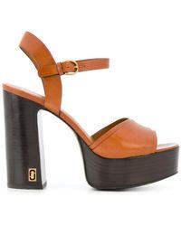 Marc Jacobs - Platform Sandals - Lyst