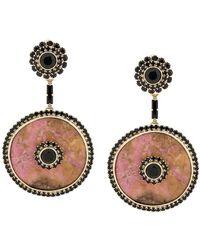 Etro - Embellished Drop Earrings - Lyst