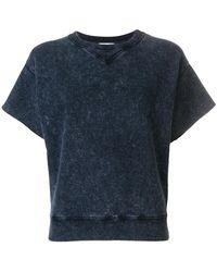 Dondup - Short Sleeve Sweatshirt - Lyst