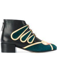 Paula Cademartori - Heart Ankle Boots - Lyst