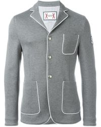 Moncler - Piped Blazer - Lyst