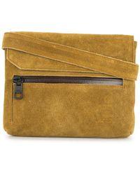 AS2OV - Flap shoulder bag - Lyst