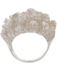 Niza Huang - Under Earth Cocktail Ring - Lyst