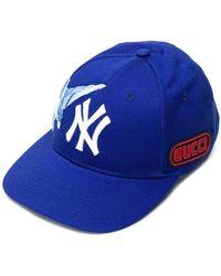 bd33d68ab3901 Gucci - Patch Details Hat - Lyst