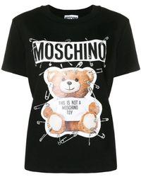Moschino - Toy Bear T-shirt - Lyst