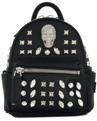 Philipp Plein | Shiny Skull Backpack | Lyst