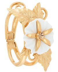 Oscar de la Renta - Morning Glory Bracelet - Lyst