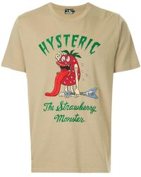 Hysteric Glamour - The Strawberry Monster T-shirt - Lyst