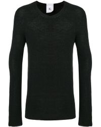 Lost and Found Rooms - Ribbed Knit Sweater - Lyst