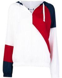Reebok - Zip Front Sports Jacket - Lyst