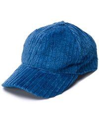 Sunnei - Corduroy Baseball Hat - Lyst