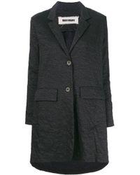 Uma Wang - Kanti Oversized Coat - Lyst